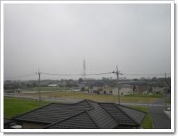 白岡町野牛S様 東京タワー方向の景色。.JPG