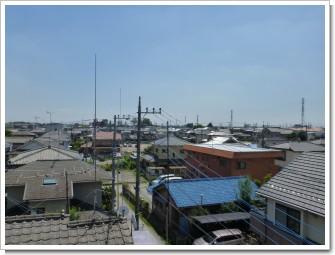 北本市宮内H様 東京タワー方向の景色(完了)。.JPG