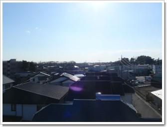 北本市下石戸下Y様 東京タワー方向の景色(完了)。.JPG