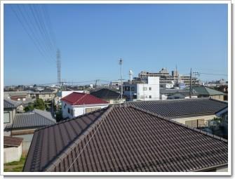 北本市東間O様 東京タワー方向の景色。.JPG
