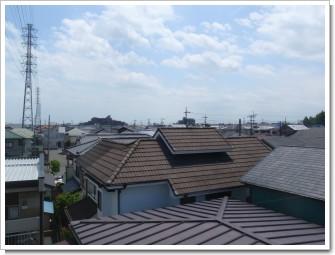 北本市東間S様 東京タワー方向の景色(完了)。.JPG