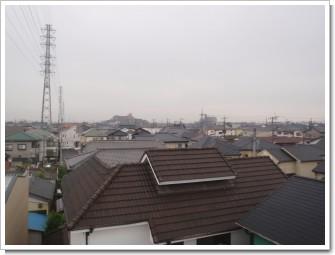 北本市東間S様 東京タワー方向の景色。.JPG