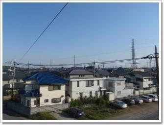 北本市深井M様 東京タワー方向の景色(完了)。.JPG