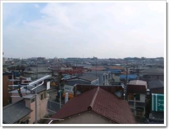 北本市西高尾K様 東京タワー方向の景色(完了)。.JPG