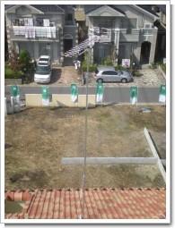 北本市中丸N様 アンテナ工事完了。.JPG