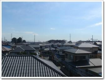 北本市中丸Y様 東京タワー方向の景色(完了)。.JPG