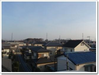 北本市中丸Y様 東京タワー方向の景色。.JPG