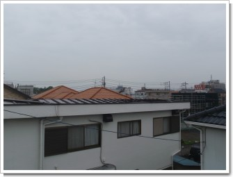 北本市北本S様 東京タワー方向の景色(完了)。.JPG