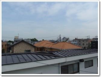 北本市北本S様 東京タワー方向の景色。.JPG