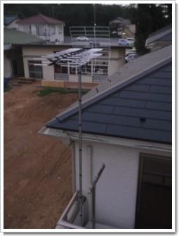 北本市北本宿F様 アンテナ工事完了。.JPG