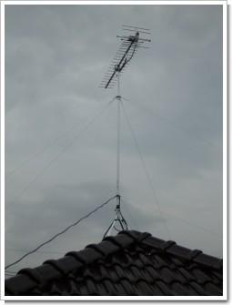 北本市本町O様 アンテナ工事完了。.JPG