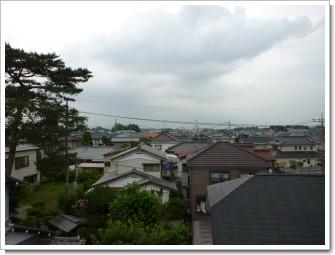 北本市本町O様 東京タワー方向の景色。.JPG