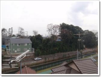 蓮田市綾瀬M様 東京タワー方向の景色。.JPG