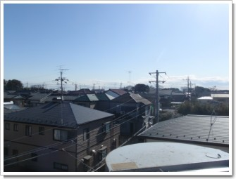 蓮田市関山K様 東京タワー方向の景色(完了)。.JPG