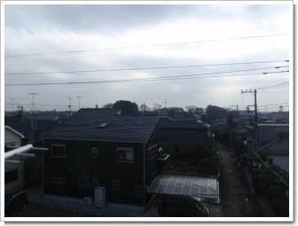 蓮田市関山K様 東京タワー方向の景色。.JPG