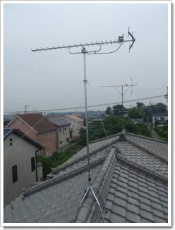 蓮田市見沼町Y様 アンテナ工事完了。.JPG