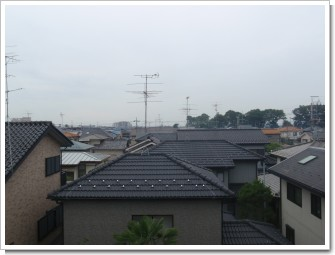 蓮田市見沼町Y様 東京タワー方向の景色(完了)。.JPG