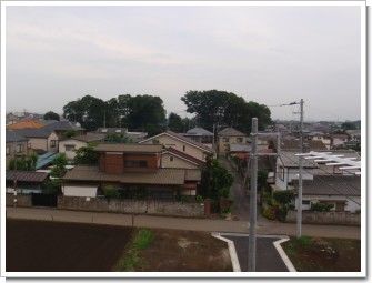 蓮田市見沼町Y様 東京タワー方向の景色。.JPG