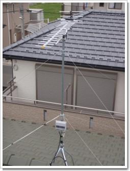 蓮田市黒浜O様 アンテナ工事完了。.JPG