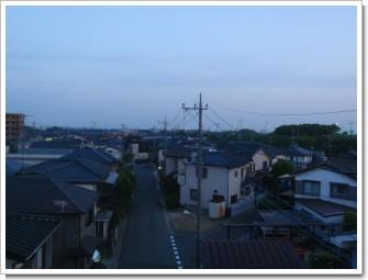 蓮田市黒浜O様 東京タワー方向の景色。.JPG