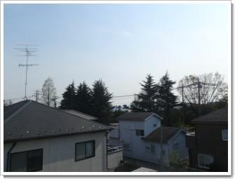 蓮田市黒浜K様 東京タワー方向の景色。.JPG