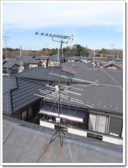 蓮田市黒浜Y様 アンテナ工事完了。.JPG