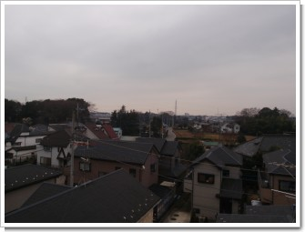蓮田市黒浜Y様 東京タワー方向の景色。.JPG