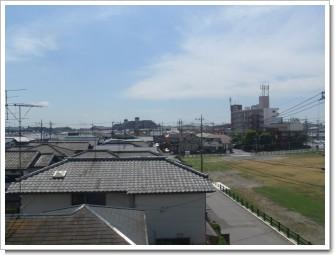 蓮田市桜台M様 東京タワー方向の景色。.JPG