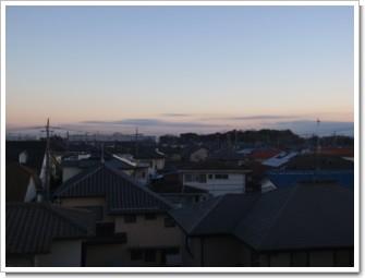 蓮田市馬込N様 東京タワー方向の景色。.JPG