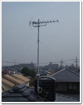 蓮田市馬込T様 アンテナ工事完了。.JPG