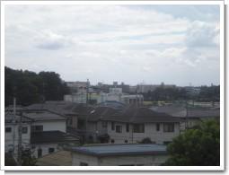 蓮田市馬込T様 東京タワー方向の景色2。.JPG