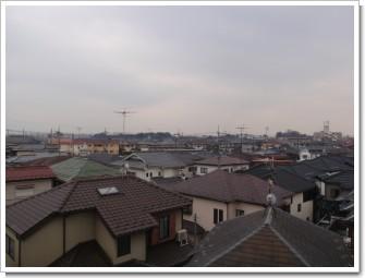 蓮田市馬込W様 東京タワー方向の景色。.JPG