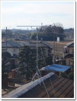 蓮田市蓮田A様 アンテナ工事完了。.JPG