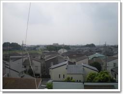 蓮田市蓮田A様 東京タワー方向の景色。.JPG