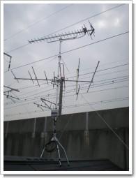 鷲宮町東大輪O様 アンテナ工事完了。.JPG