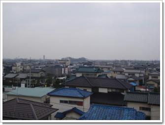 鷲宮町鷲宮K様 東京タワー方向の景色2。.JPG