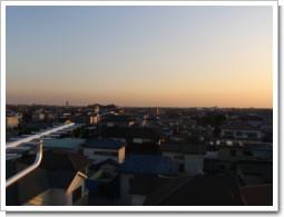 鷲宮町鷲宮K様 東京タワー方向の景色。.JPG
