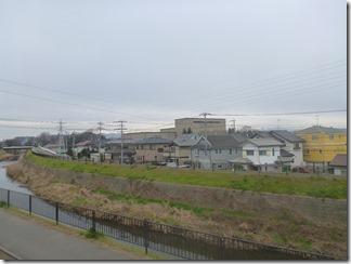 深谷市天神町N様 東京スカイツリー方向の景色。
