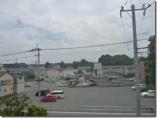 北本市緑I様 東京スカイツリー方向の景色。