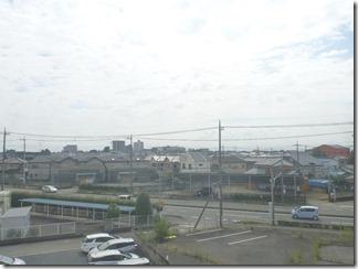 鴻巣市宮地H様 東京スカイツリー方向の景色(完了)。